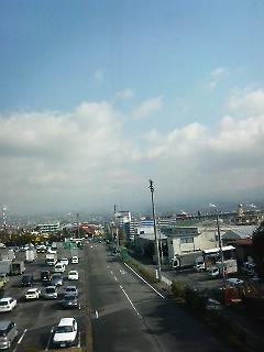 富士山、映せず(^^;