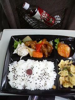 上海デリの中華お好み弁当